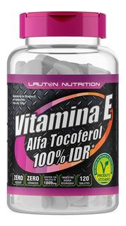 Vitamina E 10mg - 120 Tabs - Lauton Nutrition
