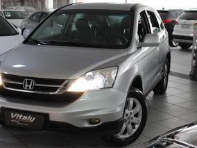 Honda Cr-v Lx 2.0 Aut. Completa!!! Ótima Conservação!!!