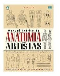 Manual Prático De Anatomia Para Artistas E. G. Lutz