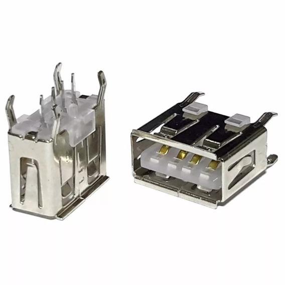 30 Peças Conector Usb Pioneer Original Usado Em Toda Linha