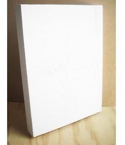 Lienzo Cuadro Blanco Con Bastidores Canvas 30 X 40 Cm