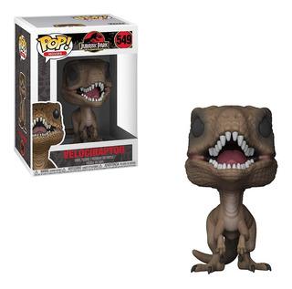Funko Pop Velociraptor #549 Jurassic Park Regalosleon