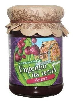 Imagem 1 de 1 de Geleia De Frutas Sabor Amora Orgânico 210g