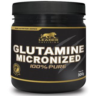 Glutamine Micronized 300g - Leader Nutrition