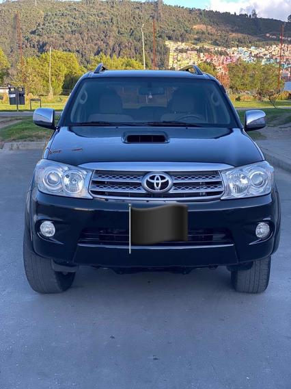 Toyota Fortuner 3000 Vigo Automática