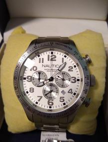 Relógio Masculino Náutica Original