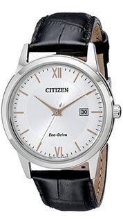 Citizen Hombres Ecodrive Reloj Con Fecha Aw123603a