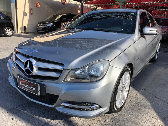 Mercedes-benz C-180 Coupe 2012
