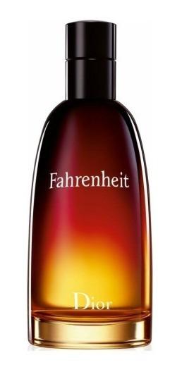 95% Perfume Fahrenheit Christian Dior Edt Masculino 100 Ml
