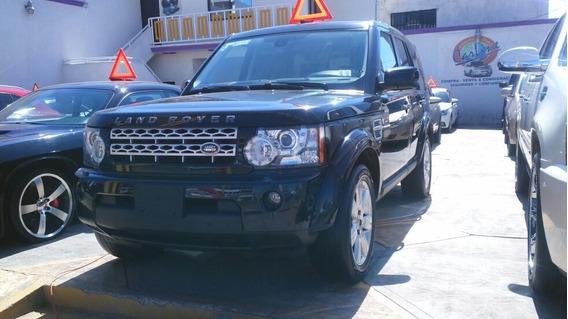 Land Rover Lr4 5.0l Hse Mt 2013
