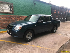 Mazda Bt-50 50 - 2200 Dob. Cab. - Sincronico