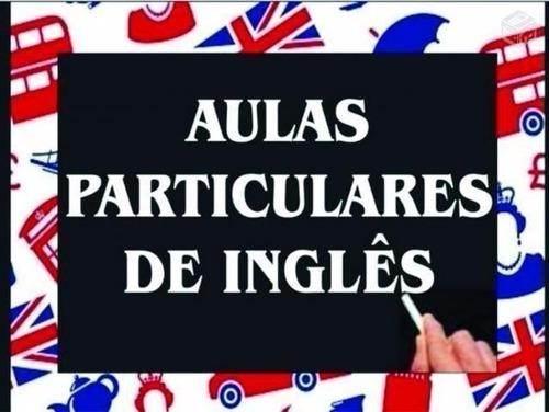 Imagem 1 de 6 de Aulas Particulares De Inglês - R$ 25,00