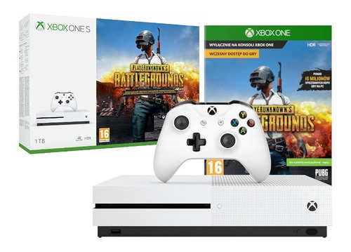 Microsoft Xbox One S 1tb Playerunknown's Battleground