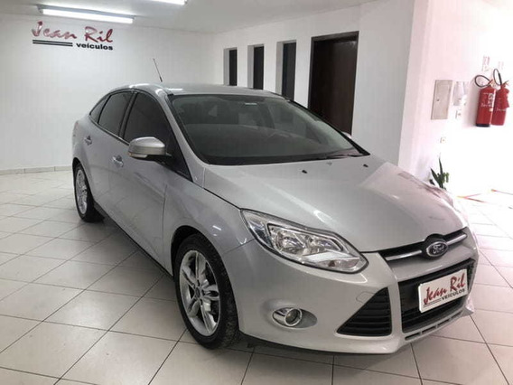 Ford Focus Sedan Se 2.0 Aut 2014