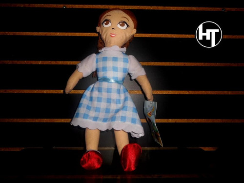 Imagen 1 de 10 de Mago De Oz, Dorothy Gale, Peluche, Toy Factory, Nuevo, 18