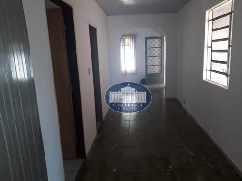 Imagem 1 de 6 de Casa Com 2 Dormitórios À Venda, 90 M² Por R$ 150.000,00 - Rosele - Araçatuba/sp - Ca1399