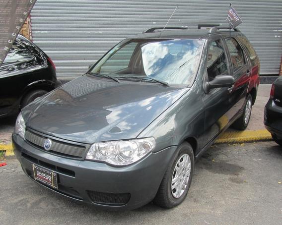 Fiat Palio Weekeend 2008
