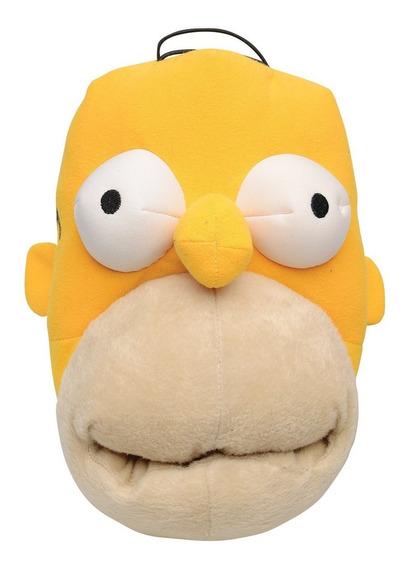 Pantuflas Unisex Personaje Homero Simpson Mas30