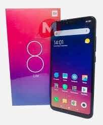 Celular Xiaomi Mi 8 Mi8 Lite 64gb 4gb Ram Tela 6.26 4g Novo
