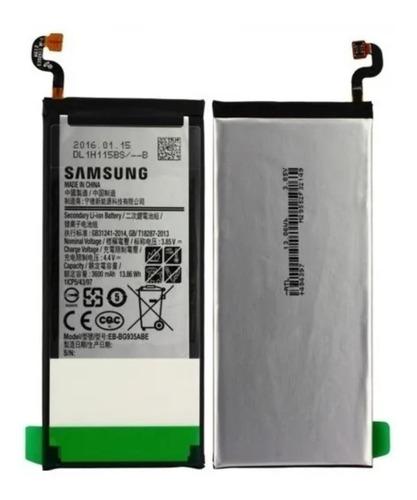 Bateria Samsung Galaxy S7 Edge 3600 Mah 4.4v Original Sellad