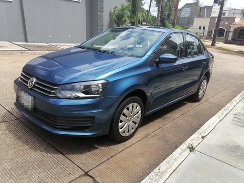 Imagen 1 de 6 de Volkswagen Vento 2018 1.6 Starline Mt