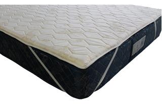 Pillow Desmontable Matelaseado 190x160 Oferta