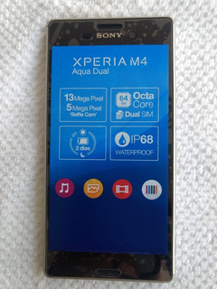 Smartphone Sony Xperia M4 Aqua Dual E2363