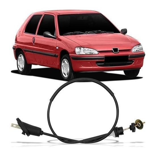 Cabo Embreagem Peugeot 106 96/01 Gasolina C Direção Mecânica