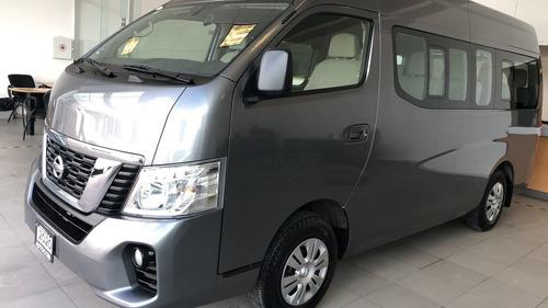 Imagen 1 de 15 de Nissan Urvan 4 Puertas
