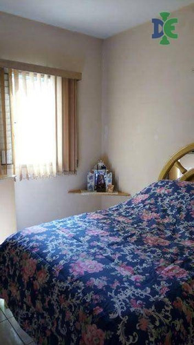 Imagem 1 de 18 de Apartamento Com 2 Dormitórios À Venda, 52 M² Por R$ 150.000,00 - Jardim Califórnia - Jacareí/sp - Ap0320