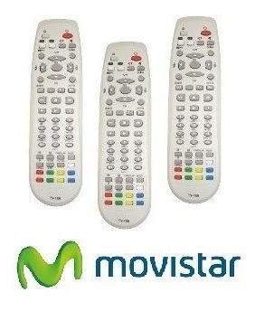 Control Remoto Movistar Tv Dsb-646 Y 636 Deco Echostar