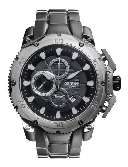Relógio Orient Masculino Titânio Mbttc011 P1px