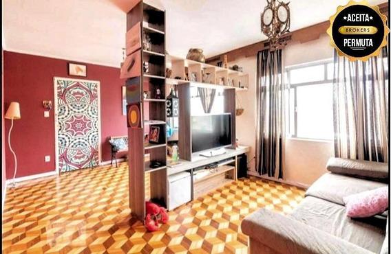 Apartamento À Venda, 130 M² Por R$ 477.000,00 - Centro - São Caetano Do Sul/sp - Ap1918