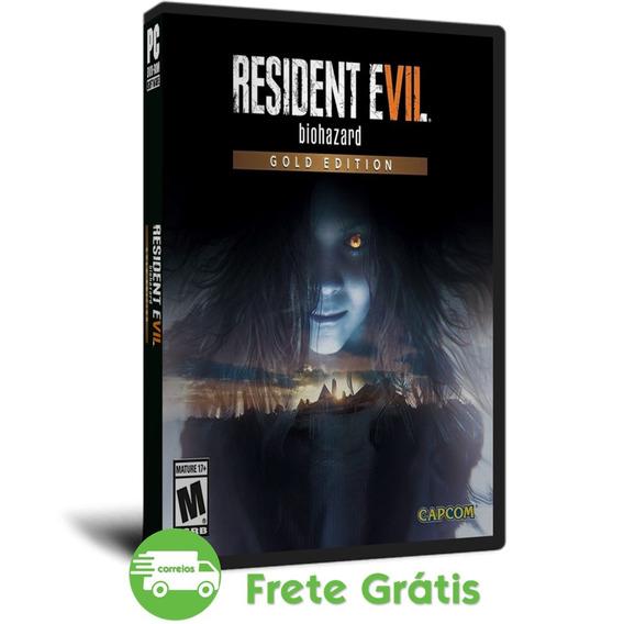 Resident 7 Português Gold Edition Pc Biohazard + 12 Dlc