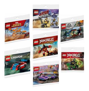 Lego Para Armar En Bolsa Ninjago Varios Original Palermo