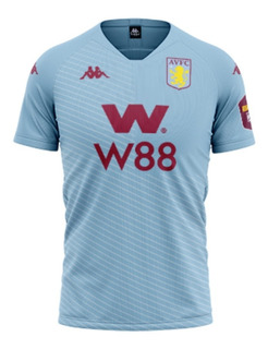 Camisa Aston Villa 2019 - 2020 Premier League - Oficial