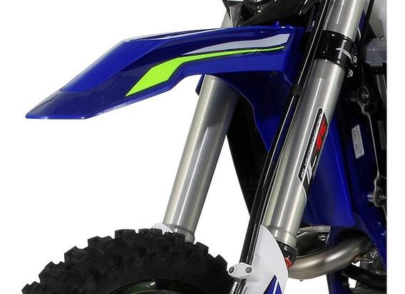 Guardabarros Delantero Azul Moto Sherco Enduro Powerparts