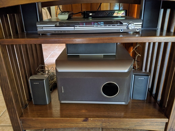 Home Theater Sony Dav-dz120k
