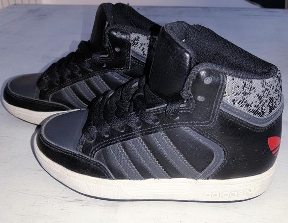 Zapatillas adidas - Botitas De Cuero Talle 30.