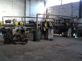 Maquina Industrial Fabricar Virutilla Pisos Y Ollas Alemana