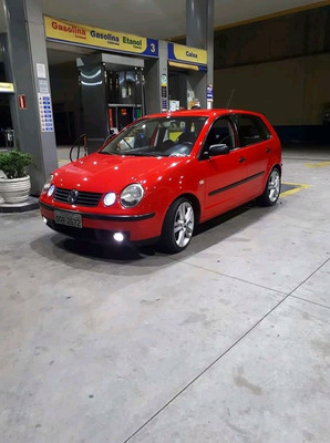 Volkswagen Polo 1.6 Série Ouro Total Flex 5p 2005