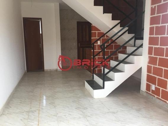 Ótima Casa Duplex De 2 Quartos No Bairro Praia Da Esperança Em Magé - Ca01252 - 34681065