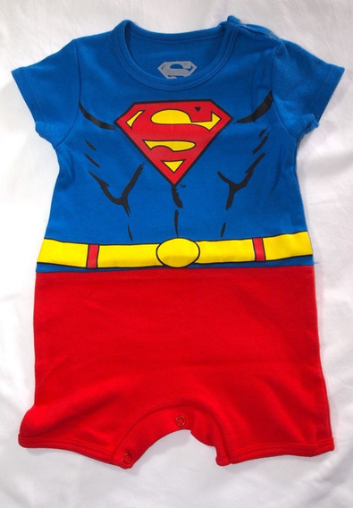 Body Super Homem - Baby
