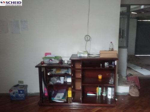 Imagem 1 de 10 de Ótimo Sobrado, Boa Localização, Com Tres Dormitórios, Uma Suite, Lavabo, Bom Para Escritório,  - Mr52234