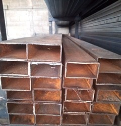 Tubo Estructural 80x40x2mmx6mtrs