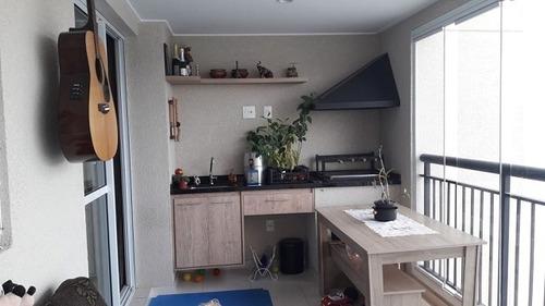 Apartamento Para Venda, 2 Dormitórios, Jardim Flor Da Montanha - Guarulhos - 1147
