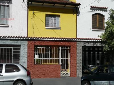 Sobrado Residencial À Venda, Tatuapé, São Paulo. - So0897