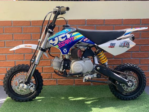 Ycf 88 Usada En Buen Estado Cross Enduro Pitbike