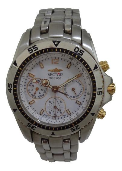 Relógio Sector Sge 650 R2653260017