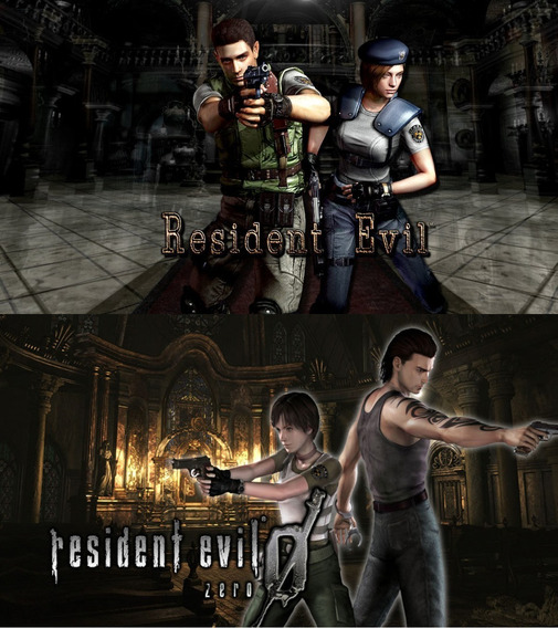 Resident Evil Origins Hd Collection - Ps3 (digital)